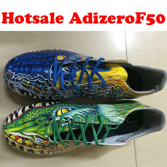 234b9a6bf Wholesale Limited Edition Adizero F50 FG Yamamoto Soccer Shoes World Cup  TRX FG AG Men s Soccer Cleats Football Boots bale UEFA. Price
