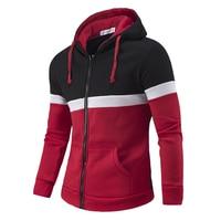Mens Hoodies Brand Men Lattice Jacquard Sweatshirt Male Hoody Hip Hop Autumn Winter Hoodie Mens Fashion