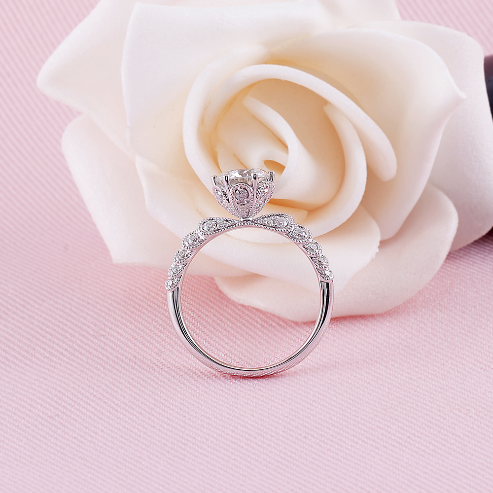 gold engagement ring for women (13)