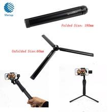 Aluminum Alloy Moveable Mini Desk Tripod Leg for Zhiyun Easy Q/three/III /2/C Z1-Evolution/FY Spg C SmartPhone Handheld Gimbal