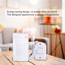 FUERS Wired Guest Welcome Doorbell High Quality Energy-saving Door bell Simple Generous Home Store Security Doorbell Button