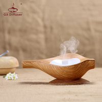 GX Diffuser Magic Lamp Surface Touch Switch Fashion Car USB Ultrasonic Diffuser Aromatherapy Air Humidifier