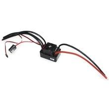 Hobbywing EZRUN WP SC8 120A Waterproof Speed Controller Brushless ESC for RC Car Short Truck F17814 цены
