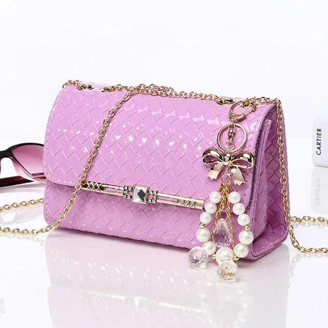 Brand Design Mini Chain Shoulder Bag Crossbody Bags for Women Summer Bag Handbag Candy Color Luxury Quality Messenger Bag Clutch