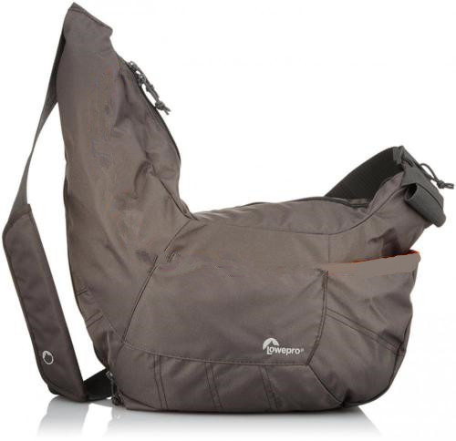 Fast shipping NEW Lowepro Passport Sling III Borsa per macchina fotografica Grigio Grey рюкзак lowepro streamline sling