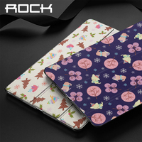 For IPad Pro 10 5 For New IPad 9 7 2017 Case Rock PU Leather Ultra