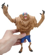 цена на One Piece King of Artist The Tony Tony Chopper Rampage Ver. PVC Figure Toy Collectible Model Figurine