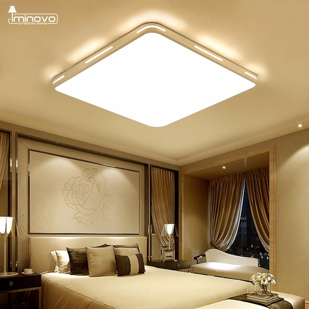 Iminovo led ceiling surface mounted modern led crystal ceiling iminovo led ceiling surface mounted modern led crystal ceiling lights for living room light fixture indoor lighting in ceiling lights from lights lighting arubaitofo Choice Image