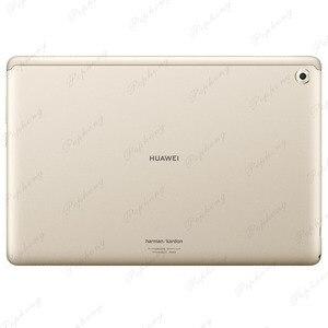 """Image 3 - הגלובלי ROM המקורי HUAWEI MediaPad M5 לייט 10.1 """"אנדרואיד 8.0 4G RAM 64G ROM Huawei M5 לייט tablet PC טביעות אצבע נעילה"""
