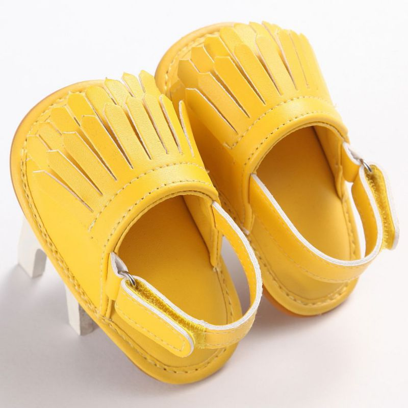 Summer-Hot-Sale-PU-Tassel-Clogs-Baby-Sandals-Leisure-Fashion-Baby-Girls-Sandals-of-Children-Shoes-16-Colors-3