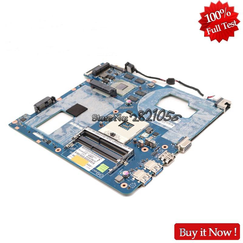 NOKOTTION LA-8861P BA59-03541A BA59-03397A Laptop Motherboard For Samsung NP350 NP350V5C 350V5X QCLA4 HM76 DDR3 HD7670M цена