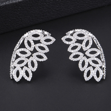 SISCATHY Charms Women Girls Earrings Luxury Goegeous Statement Stud Jewelry Gifts boucle doreille femme 2019