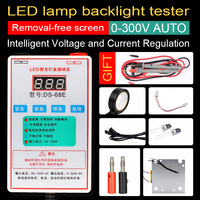 0 300V LCD TV LED backlight tester removal free screen LCD screen TV lamp bar Lamp beads light source maintenance test tool