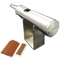 뜨거운 판매 향 코일 압출기 성형 기계 수동 향 스틱 제조 제조