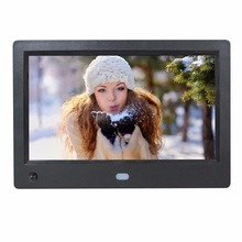Motion sensor body sensor body induction high resolution video picture player electronic photo frame digital photo frame 7 inch 10 inch motion sensor body sensor ips full viewing angle picture video player support sd usb digital photo frame digital album