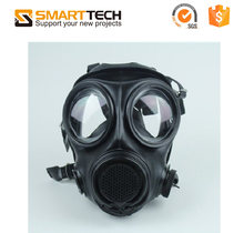 Gas mask silicone mold making