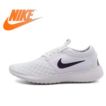 watch 114eb 680dc Original Authentic NIKE Breathable JUVENATE Women s Running Shoes Sneakers  Sports Outdoor Walking Jogging Athletic Classic(