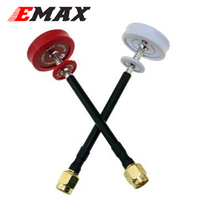 2pcs Original EMAX Pagoda 2 5 8GHz 50mm 80mm RC FPV Antenna Omni Directional LHCP SMA