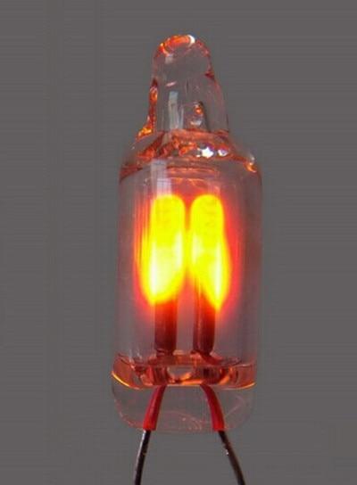 200pcs/lot Environmental Protection Neon 5mm * 13mm  60v~220v Neon Bulb