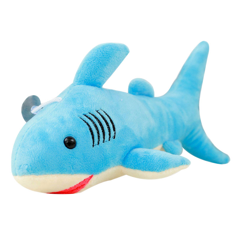 32 CM Shark Simulation Doll Plush Toy Stuffed Gift Adults Kidsde Coration Cute super cute plush toy dog doll as a christmas gift for children s home decoration 20