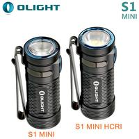 2018 new Olight S1 Mini Cree XM L2 6500k CRI70 LED Torch+USB 16340 Battery