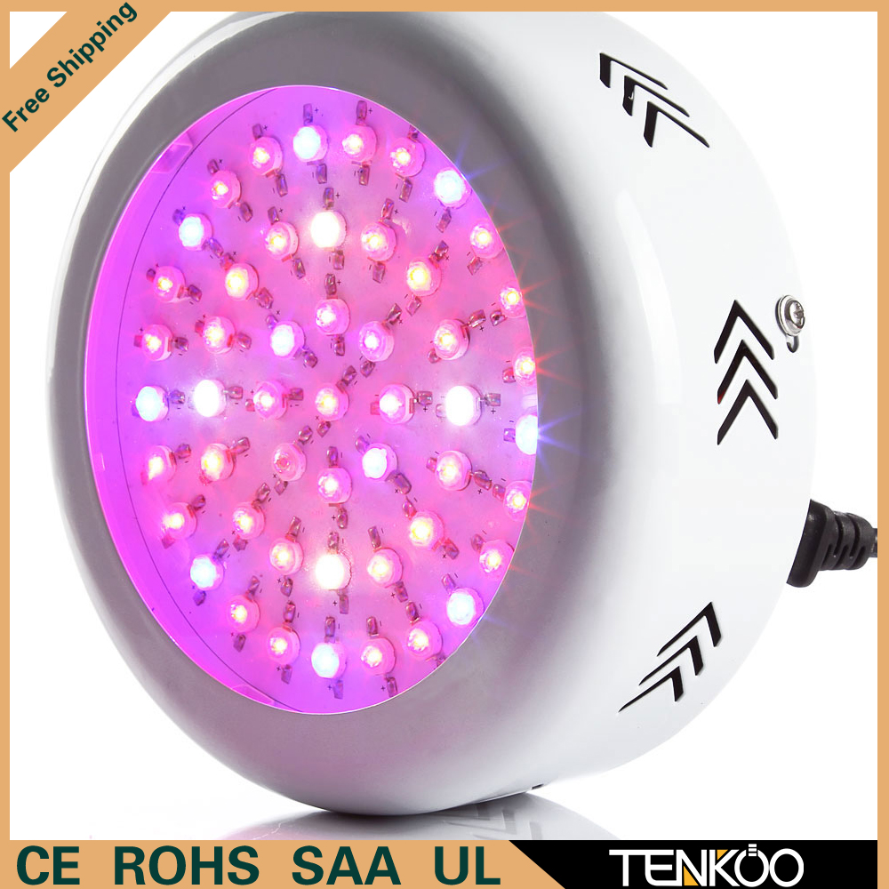 5pcs UFO 150W Led Grow Light Full Spectrum 50pcs Led Chip X3W Plant Growing Lamp for Flower Vegetables  3pcs newest ufo 150w led grow light full spectrum 50x3w led chip plant growing lamp for flower vegetables express free shipping