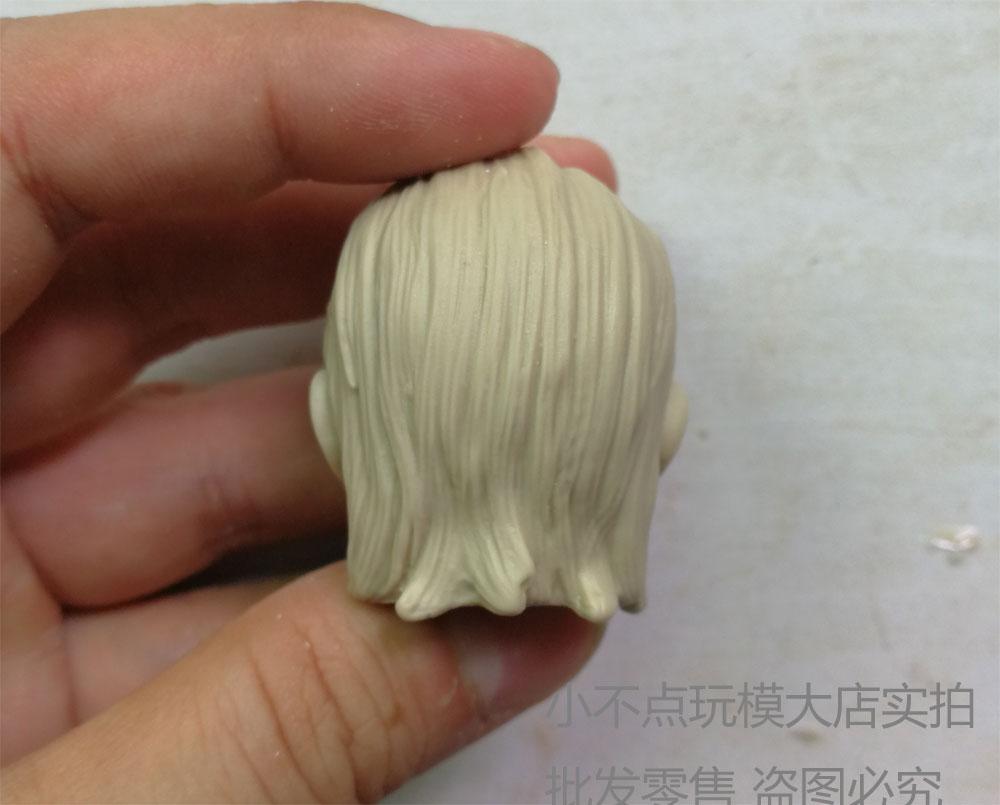 blank Hot 1//6 scale Head Sculpt Charlie Hunnam Jax Teller unpainted
