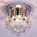 LED Kristall Decke Licht Einfache Gang Treppe Korridor Licht K9 Kristall Decke Licht|Deckenleuchten|Licht & Beleuchtung -