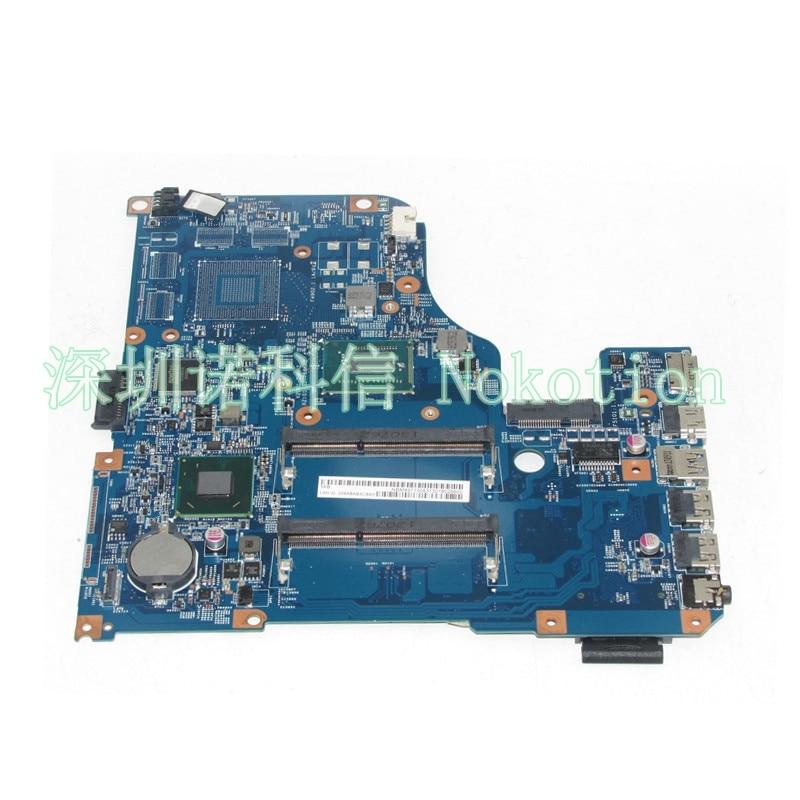 NOKOTION 48.4TU05.04M NBM4911008 NB.M4911.008 Laptop motherboard For Acer Aspire V5-571G CPU SR0XF i3-3227U 1.9Ghz DDR3 nokoton mainboard nbm4911008 nb m4911 008 for acer aspire v5 571g laptop motherboard sr0xf i3 3227u tested