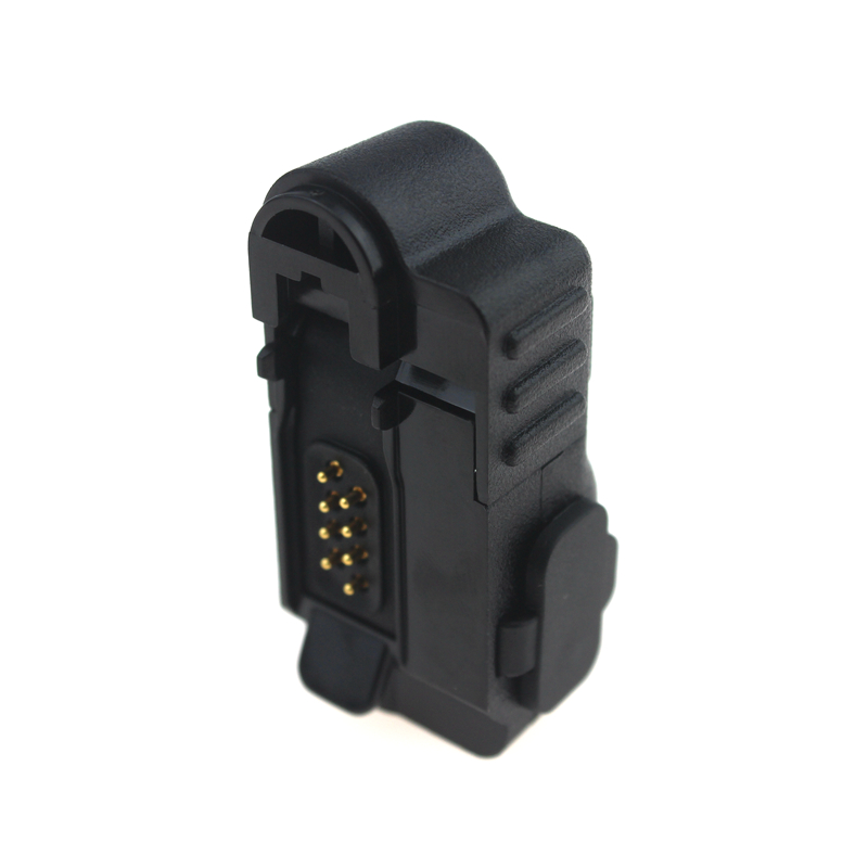 Interphone Headphone Adapter To M Plug For MOTOROLA P6600 P6620 MTP3100 MTP3150 MTP3250 Walkie Talkie Two Way CB Ham Radio