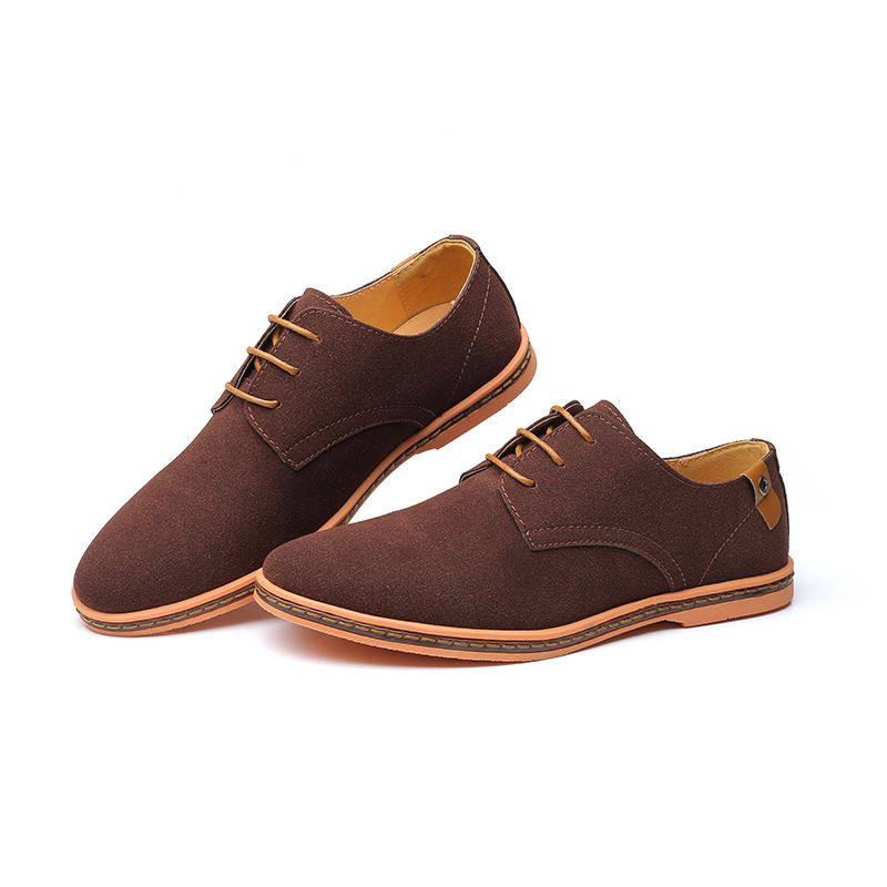 HTB1g0ZGX.GF3KVjSZFvq6z nXXa3 VESONAL Brand 2019 Spring Suede Leather Men Shoes Oxford Casual Classic Sneakers For Male Comfortable Footwear Big Size 38-46