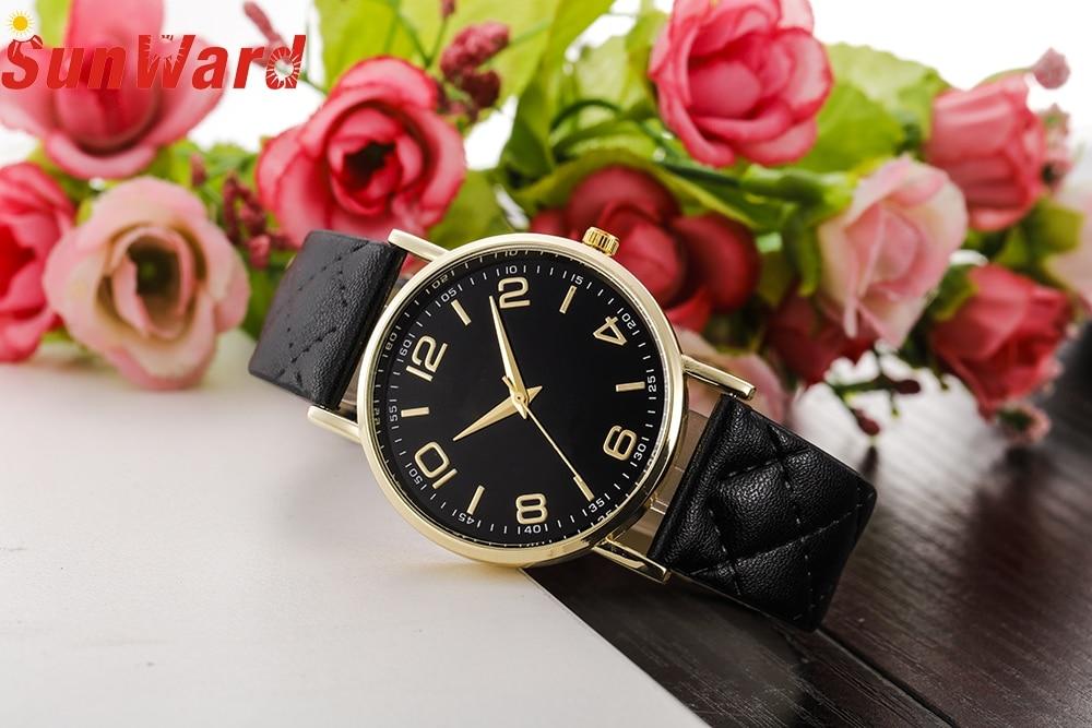 mens bangle watch reviews online shopping mens bangle watch sunward 2017 new fashion watches men faux leather analog quartz wristwatches bangle bracelet jan21