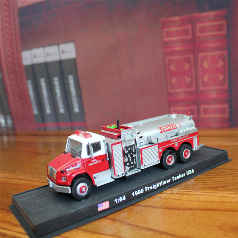 Rc-lastwagen Simulation Mini Feuer Motor Feuer Lkw Für Kinder Spielzeug Wiederaufladbare Fernbedienung Feuerlösch Wasser Tanker Spielzeug Geschenk