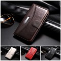 Flip Wallet Phone Bag Case for Samsung Galaxy S7 S6 S5 S4 S3 Mini Edge Note A3 A5 2016 Cover for iPhone 7 6 6s Plus 5 5s SE 4 4s