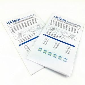 Image 4 - 2PcsคุณภาพสูงLCDฟิล์มพลาสติกสำหรับSony NEX 6 7 NEX6 NEX7 A5000 A5100 A6000 a6300 A6400 A6500 A6600