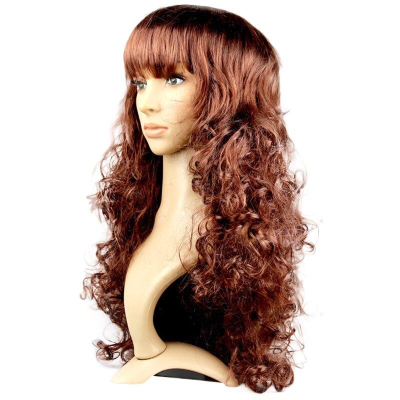 Красивые Greatwave волос парики спереди кружева парики человеческих волос светлые парики для женщин парики из синтетических волос 6423A