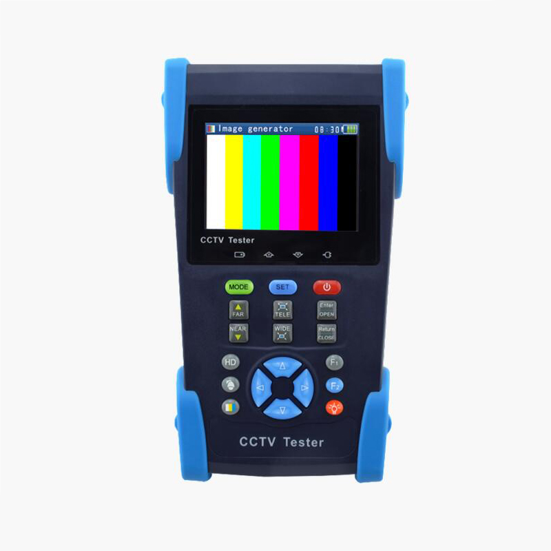 CCTV Tester support 1080P Camera AHD 3.5inch LCD HD Coaxial Tester