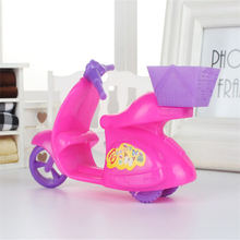 1Pcs lols dolls Motorcycle toys for the best accessories girl size 9cm*6cm*16cm