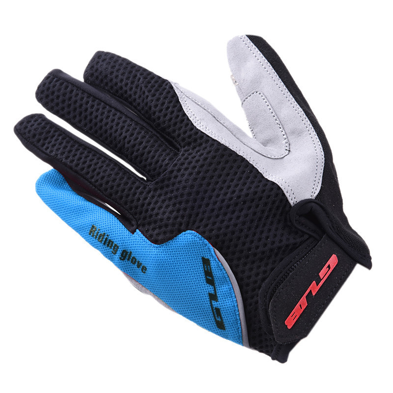 Unisex Full Finger Cycling Gloves Outdoor Sports Riding Bike Bicycle Gloves Winter Warm Touch Screen MTB Gloves