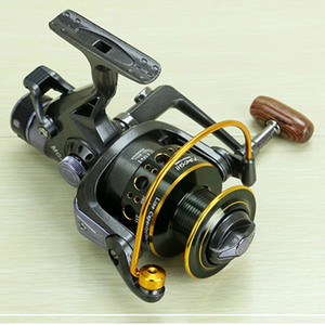 Image 3 - YUMOSHI 5.2:1 10+1 BB Front and Rear Drag Spinning Reels 3000 4000 5000 6000 Fishing Reels