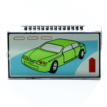 Lcd-Display Car-Alarm-System Remote-Controller Scher-Khan Magicar 4 M4 for Two-Way Transmitter
