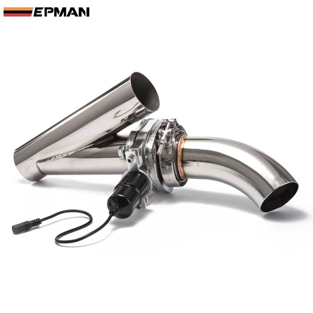 """2,7"""" Электрический вырез/E-Cut Out клапан Системы W/O Switch для выхлопной коллектор валца/водосточная труба для BMW E39 5-Series EP-CUTYXMM275"""