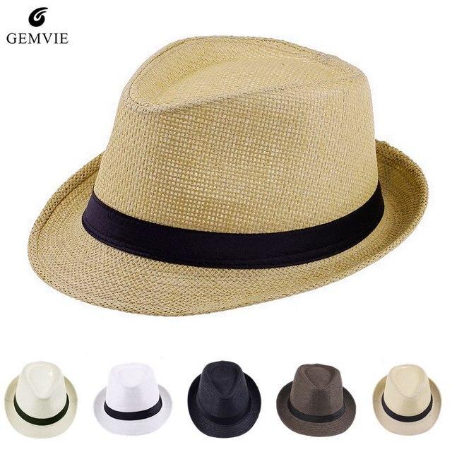 6a1cd7dbe39dc 6 colores sombrero de paja de verano para las mujeres de playa sombrero de  paja de