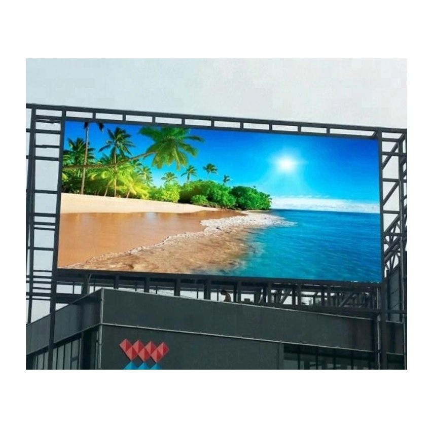 512X512mm Die Casting Aluminum Cabinet Rental Waterproof High Brightness Outdoor P8 LED Display Screen Billboard Pantalla