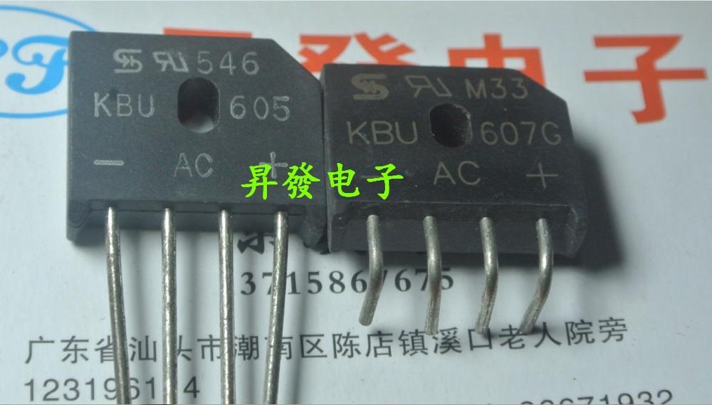 Цена KBU607G