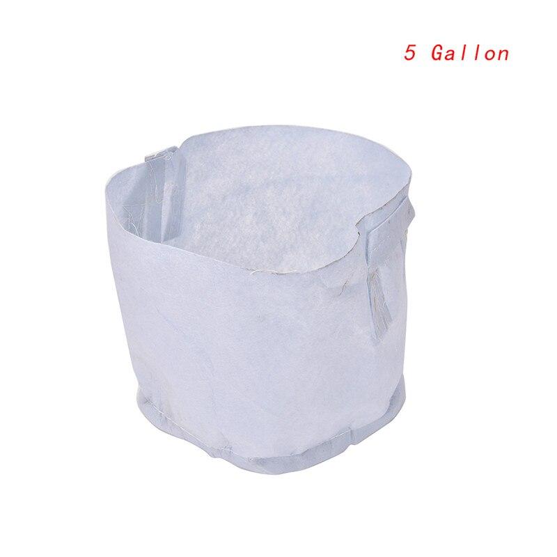 Jinjipanahaisb36usd Topf Anlage Beutel Wurzel Container Wachsen Tasche Werkzeuge Garten Töpfe Pflanzer Liefert baile li 11,13
