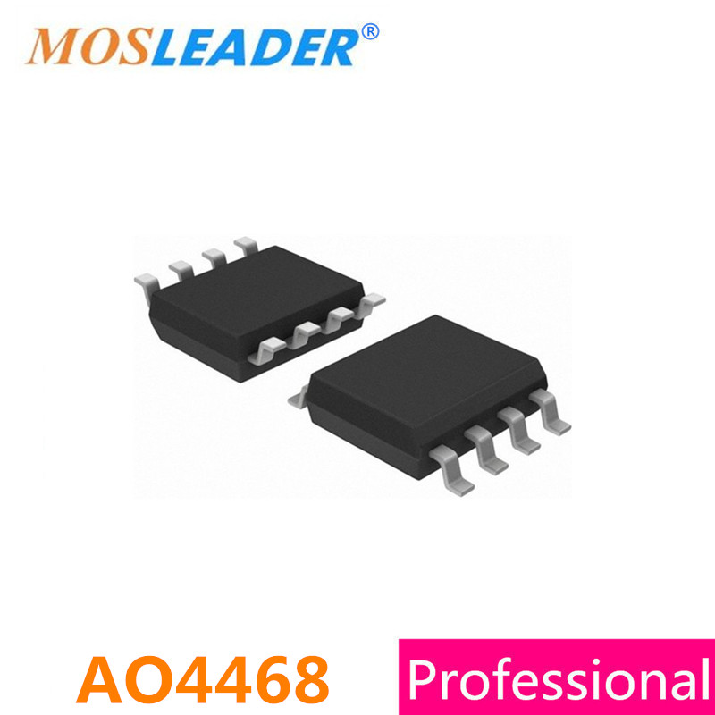 Mosfet AO4468 SOP8 500PCS 1000PCS 30V 11.6A N-Channel 4468 SOIC8 High quality free shipping 500pcs ao4468 4468 sop 8 new original mosfet n channel 8 soic