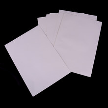 10pcs/set A4 matt printable white self adhesive sticker paper Iink for office 210mmx297mm(China)