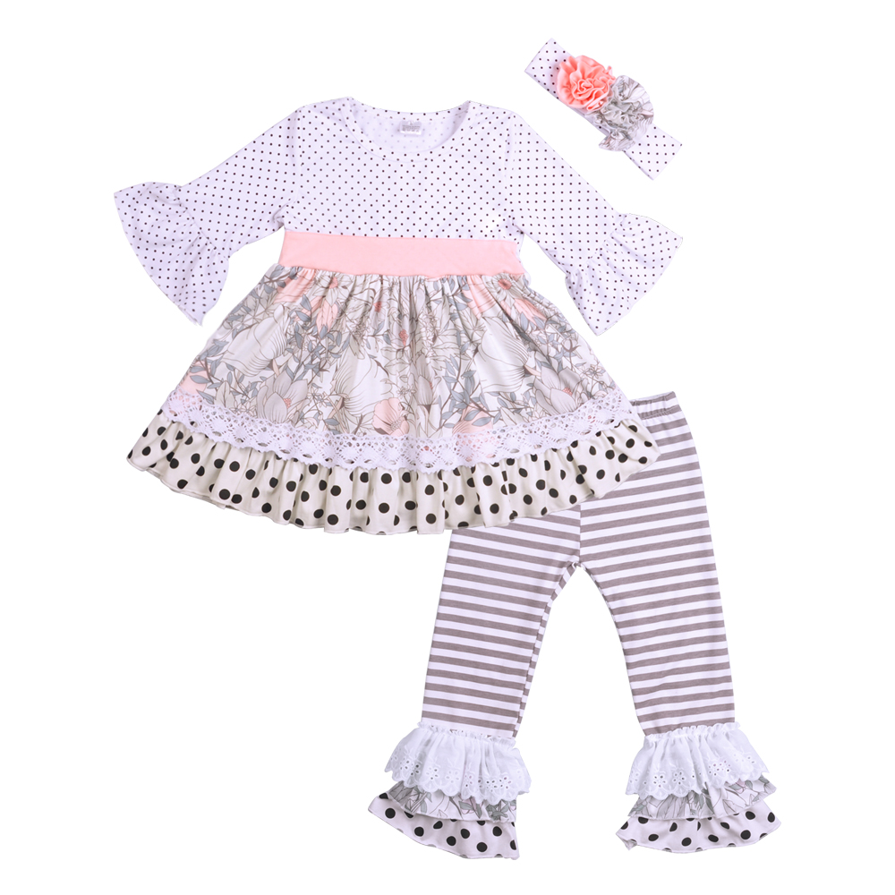Wholesale Price Baby Clothing Children Clothes Top Cotton