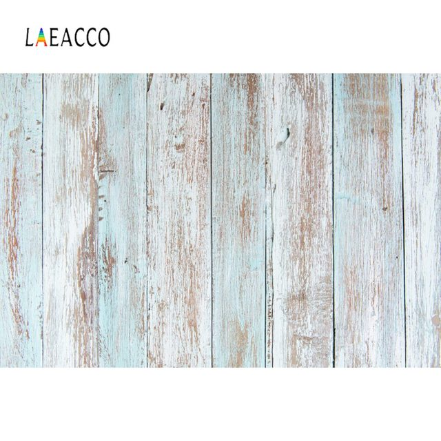 Laeacco Gray Planks Wooden Board Fade Texture Pet Food Portrait Photography Backgrounds Photo Backdrops Photocall Photo Studio